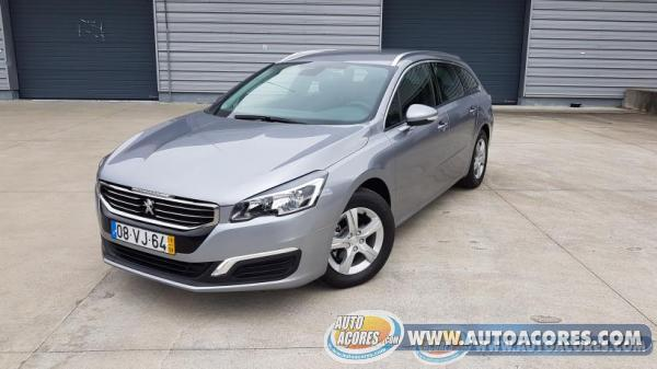 Peugeot 508 SW Access Pack Business 1.6 BlueHDi (COMO NOVO - 2.641 Kms)